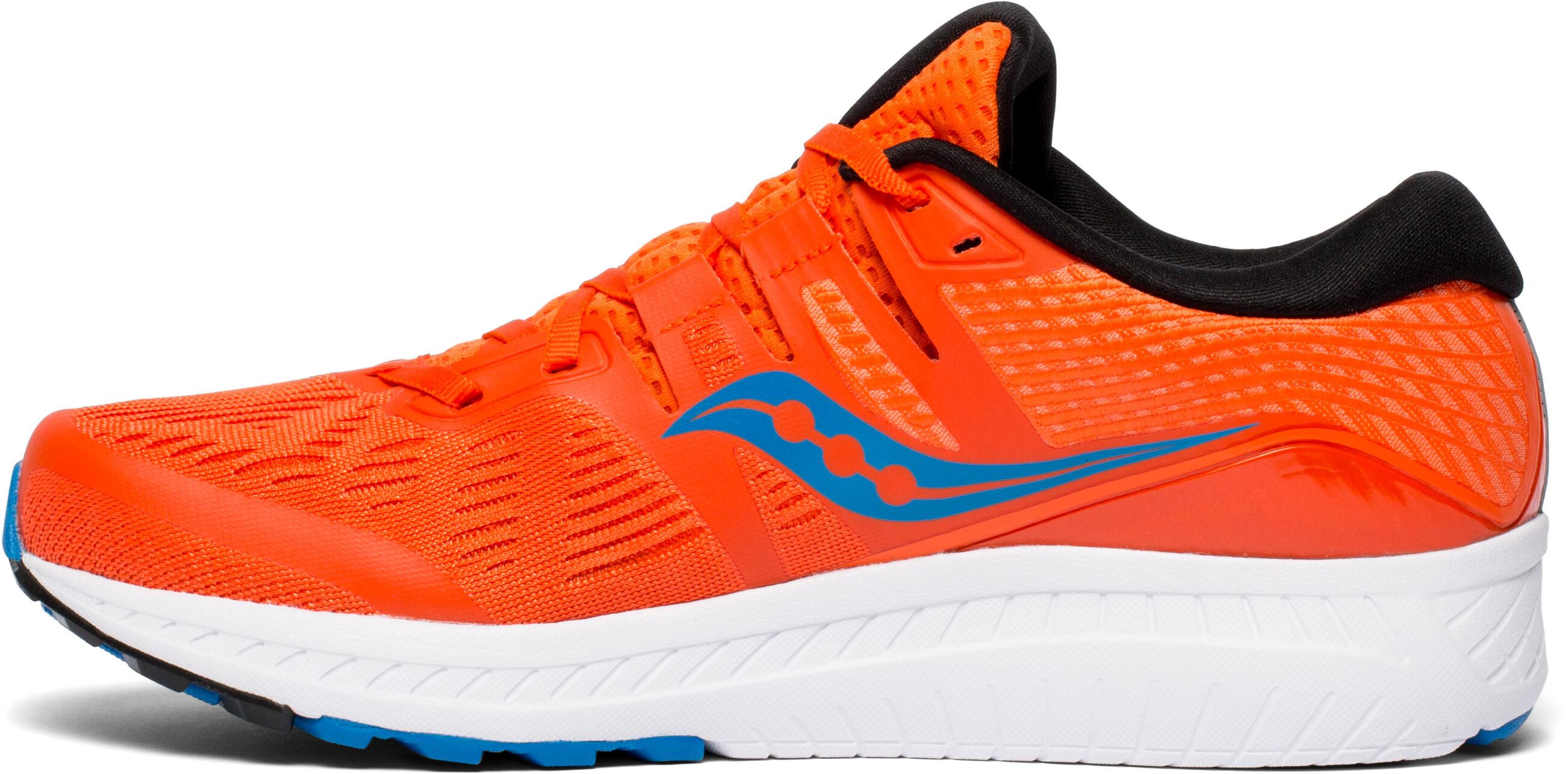 c0d107d1e0b saucony Ride ISO - Chaussures running Homme - orange sur CAMPZ !